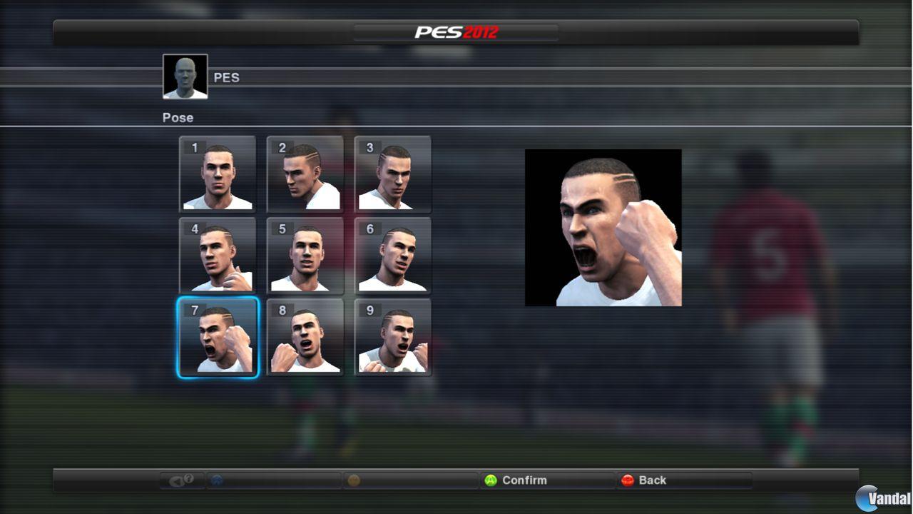 Pro Evolution Soccer 2012 se muestra en nuevas im�genes
