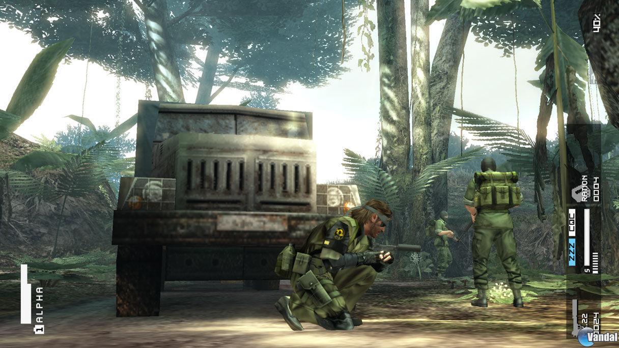 """Metal Gear Solid """"Nuevas imágenes"""" 2011825113834_13"""