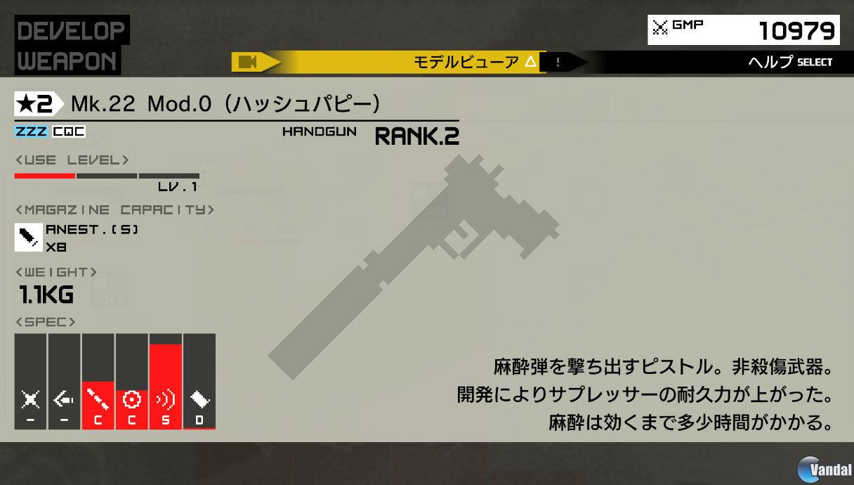 """Metal Gear Solid """"Nuevas imágenes"""" 2011825113834_4"""