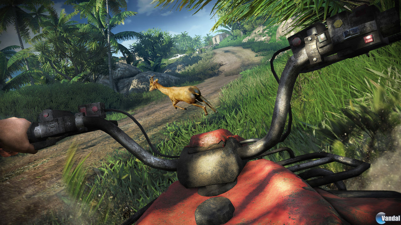 Far Cry 3 se muestra en la gamescom