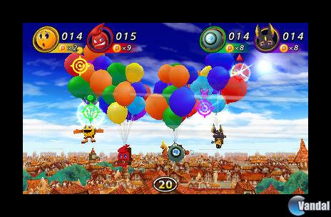 Pac-Man Party 3D se muestra en nuevas imágenes