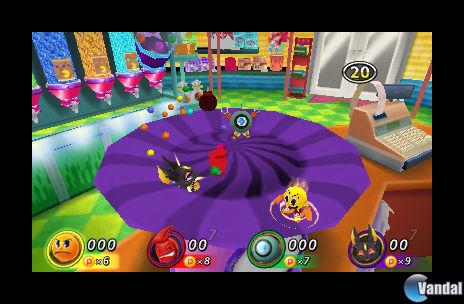 Pac-Man Party 3D se muestra en nuevas im�genes