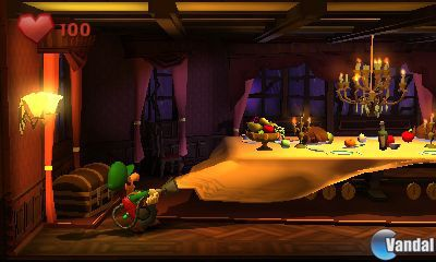 Avalancha de imgenes de Luigi's Mansion 2