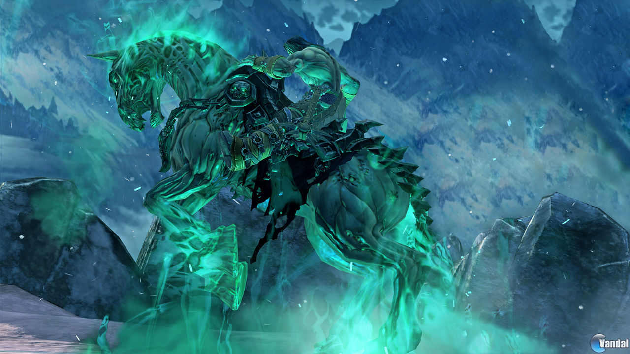Primeras imgenes, vdeo y detalles de Darksiders II para Wii U