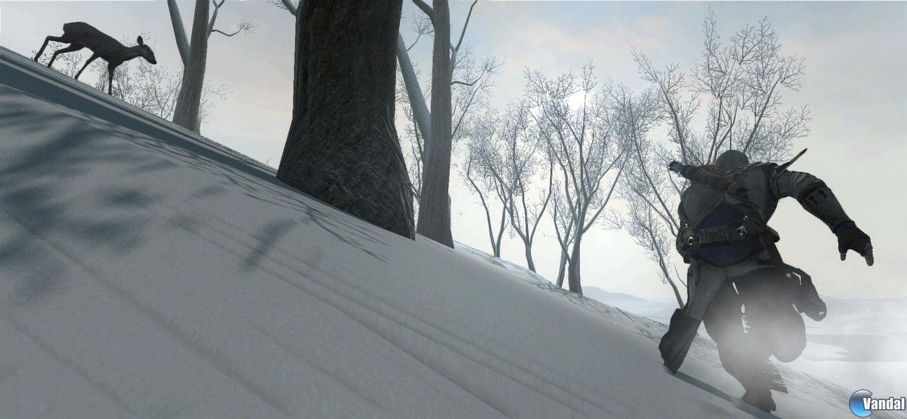 Assassin's Creed III nuevas imágenes 13/4/12