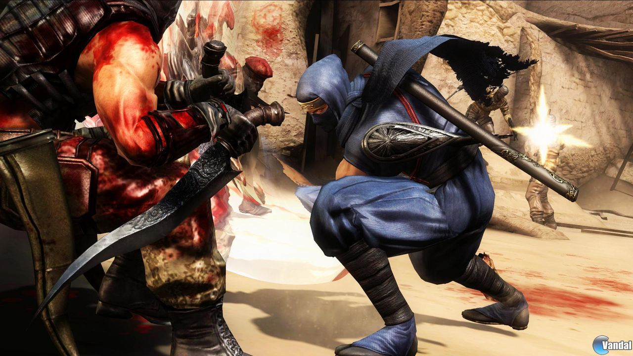Ninja Gaiden 3: Razor's Edge se sigue dejando ver en nuevas imgenes