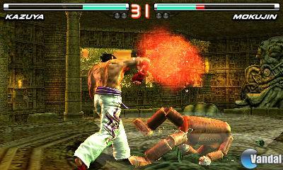 M�s de un centenar de nuevas im�genes de Tekken 3D Prime