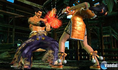 Primeras imgenes, ilustraciones y vdeo de Tekken 3D Prime Edition