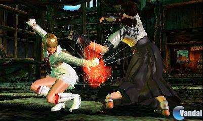 Primeras im�genes, ilustraciones y v�deo de Tekken 3D Prime Edition