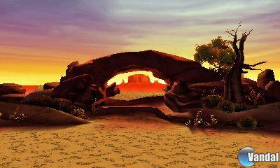 Primeras imágenes, ilustraciones y vídeo de Tekken 3D Prime Edition