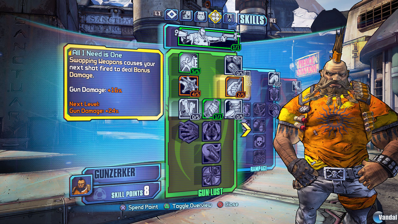 Nuevas imgenes de Borderlands 2