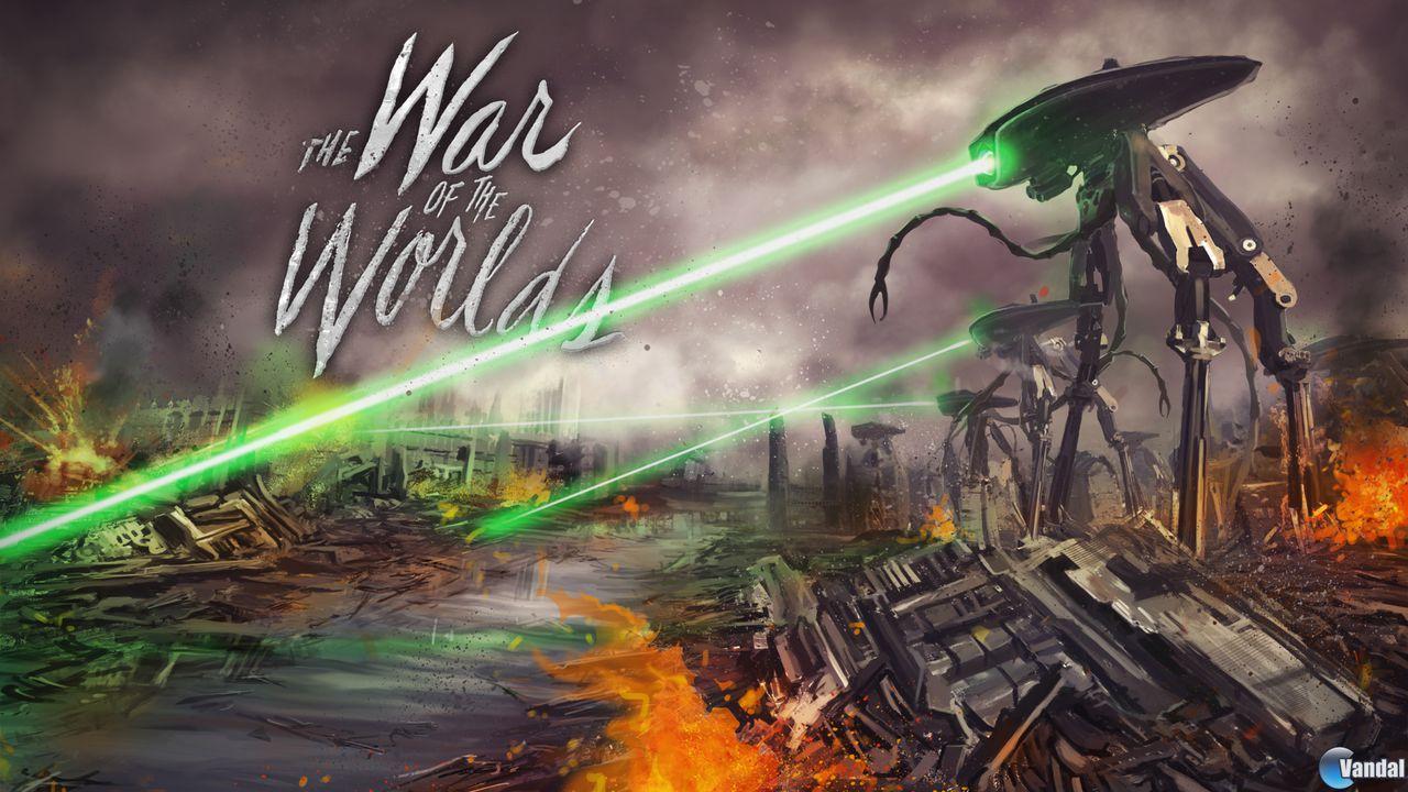 la guerra de los mundos wells:
