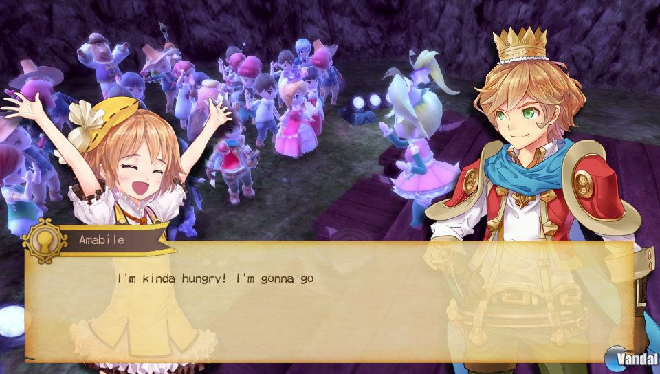 Nuevas imgenes de New Little King's Story