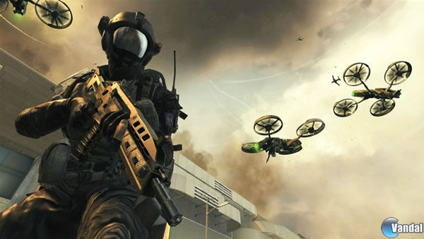 Nuevas imágenes Call of Duty Black ops 2