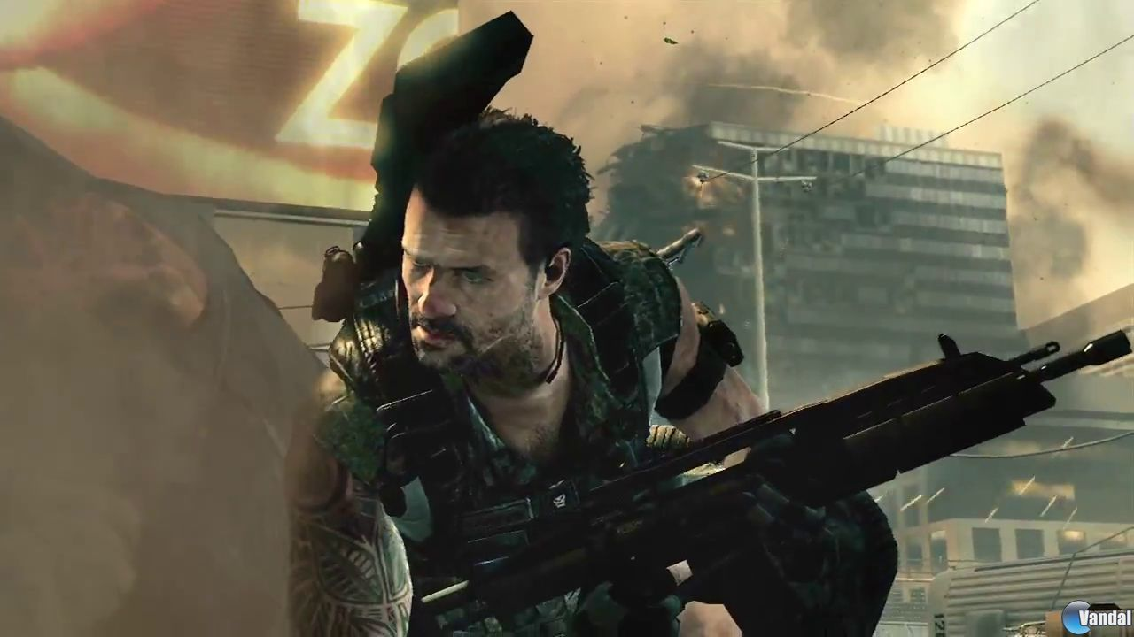 Primer tr�iler y capturas de Call of Duty: Black Ops II