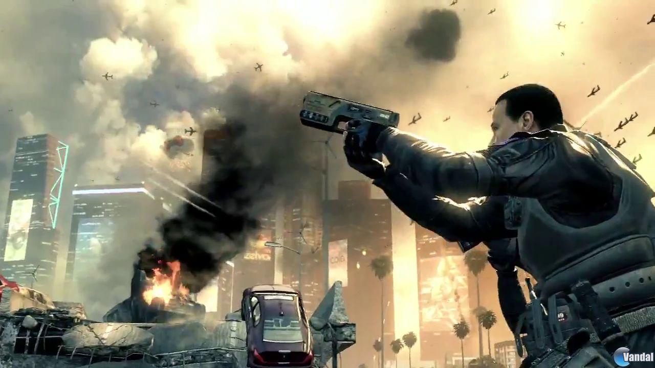 Primer tr�iler y capturas de Call of Duty: Black Ops II