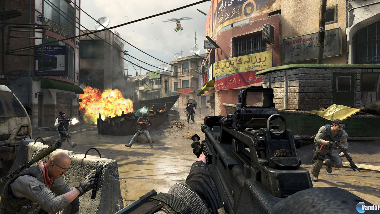 Call of Duty: Black Ops II se deja ver en nuevas imgenes