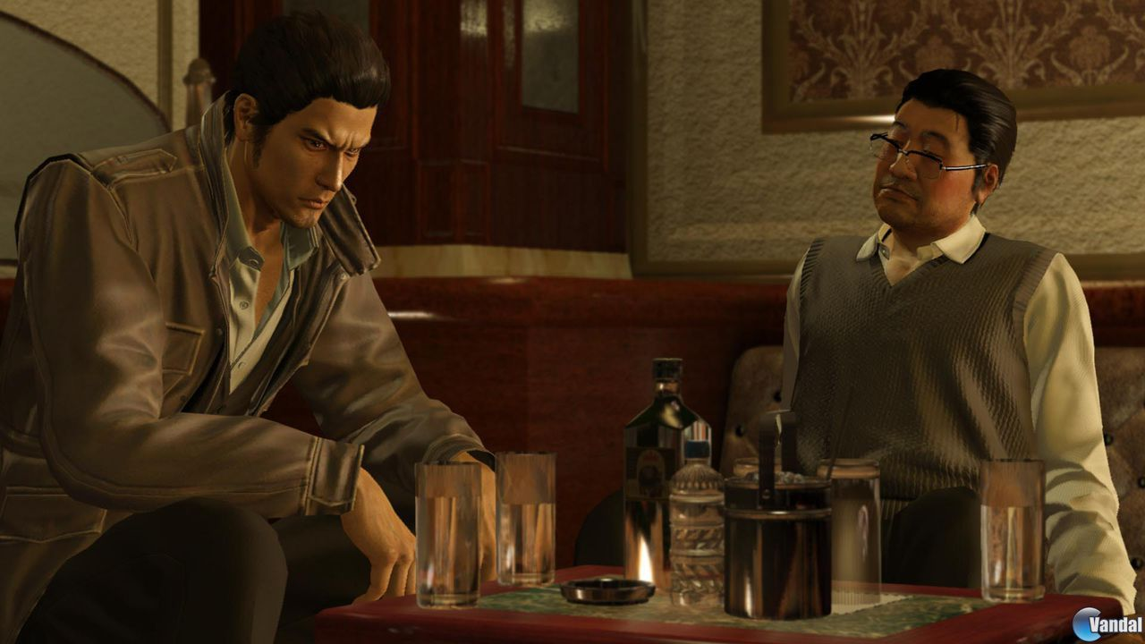 Yakuza 5 se muestra en nuevas capturas