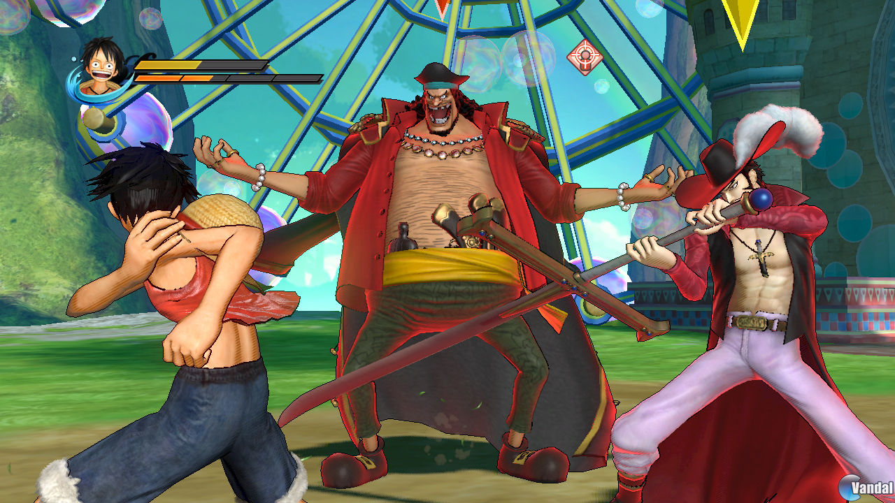 Nuevas im�genes e ilustraciones de One Piece: Pirate Warriors