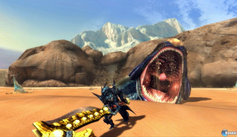 Caza a Nibelsnarf en las nuevas imágenes de Monster Hunter 3 Ultimate