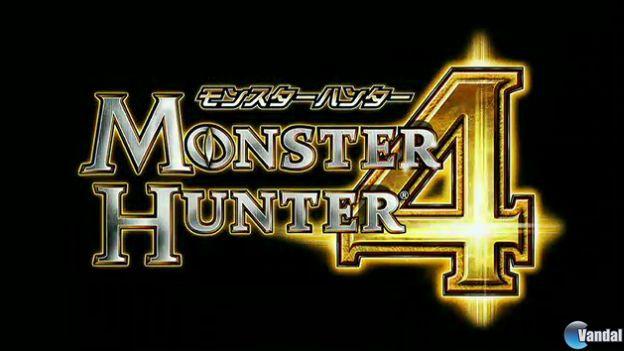 Monster Hunter 4 será para Nintendo 3DS; primer vídeo