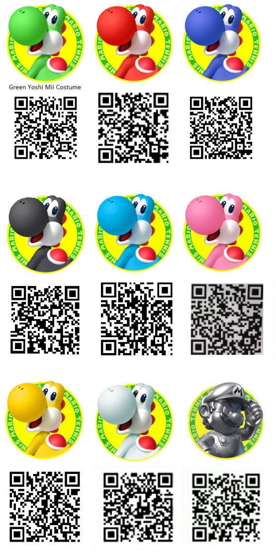 Todos los Yoshis de Mario Open Tennis? Entra aqui! 20128582028_1