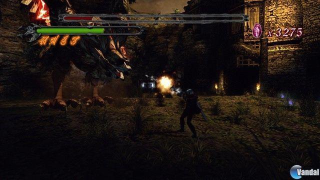 Devil May Cry HD Collection se muestra en nuevas imágenes