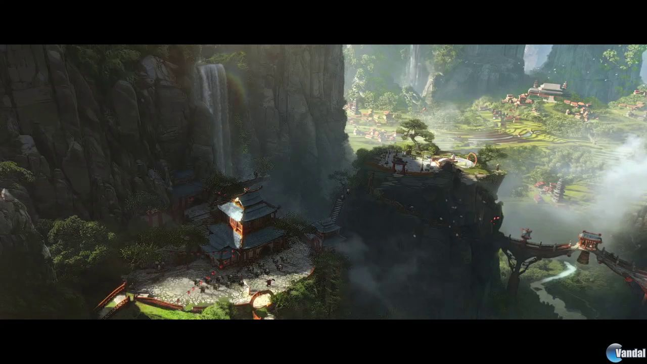 World of Warcraft: Mists of Pandaria estrena un espectacular triler cinemtico
