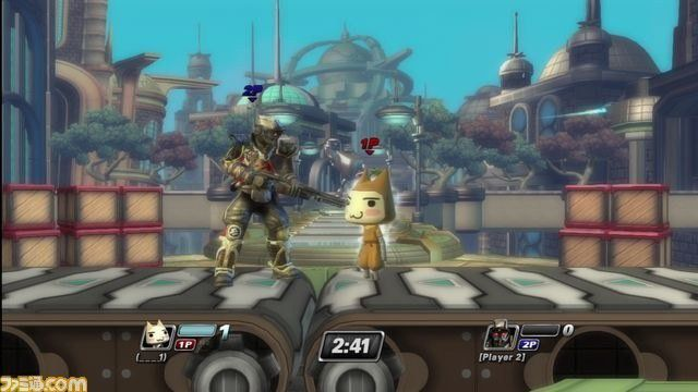 Im�genes y fecha definitiva para PlayStation All-Stars Battle Royale