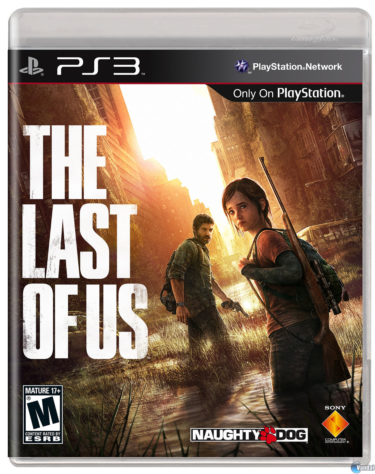 Ellie podr�a haber estado en la contraportada de The Last of Us