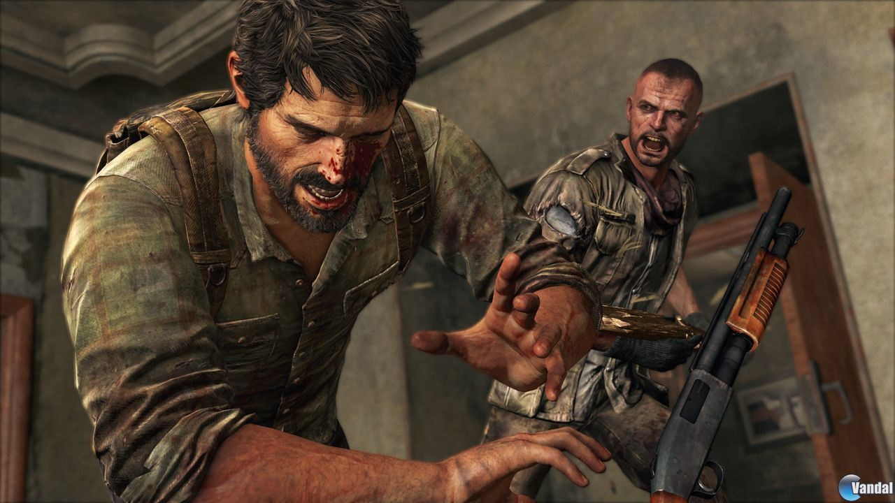 The Last of Us se muestra en nuevas imgenes y un triler