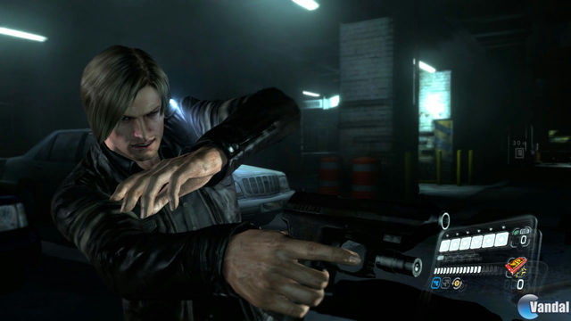 Nuevas im&#xE1;genes de Resident Evil 6