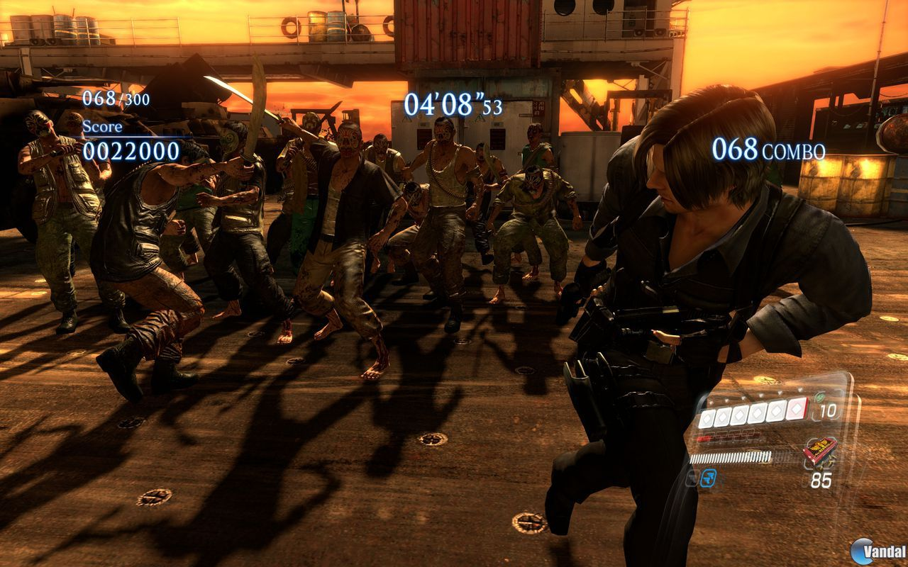 Resident Evil 6 tendr un modo de juego exclusivo en PC