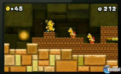 New Super Mario Bros. 2 se estrena en agosto