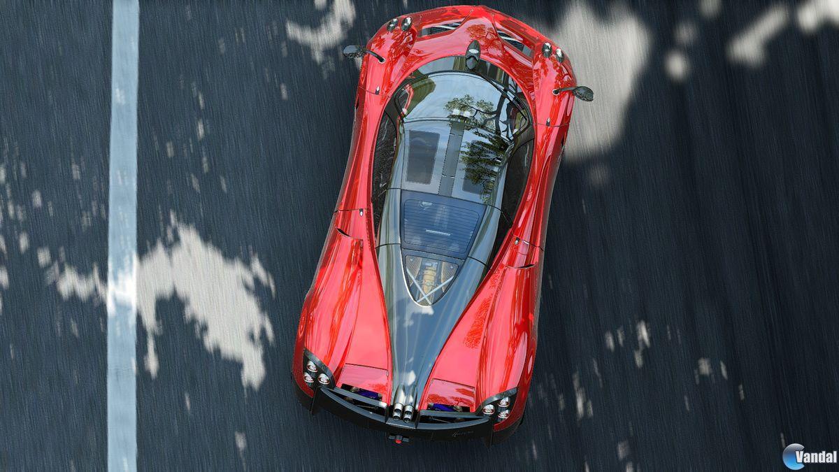 Project Cars está previsto para Acción de Gracias