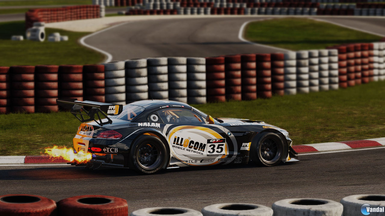 Project Cars est previsto para Accin de Gracias