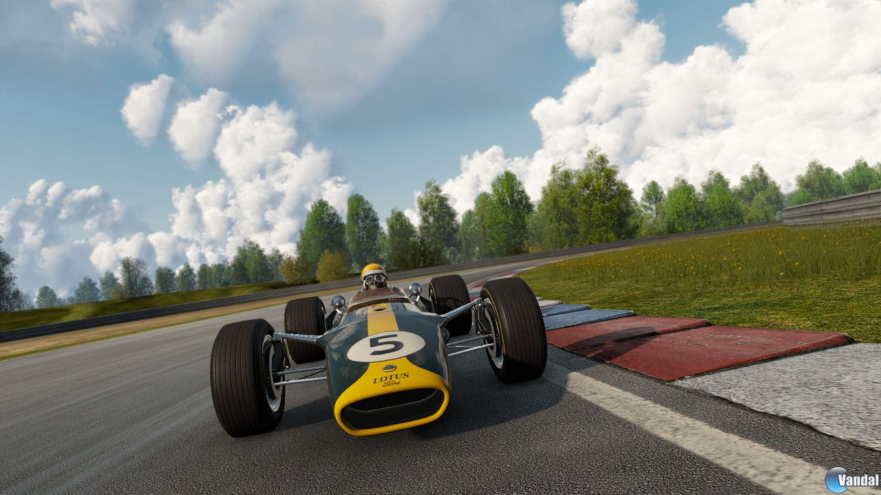 Project Cars se deja ver en un nuevo vdeo e imgenes