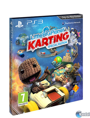 LittleBigPlanet Karting llegar a Europa el 7 de noviembre