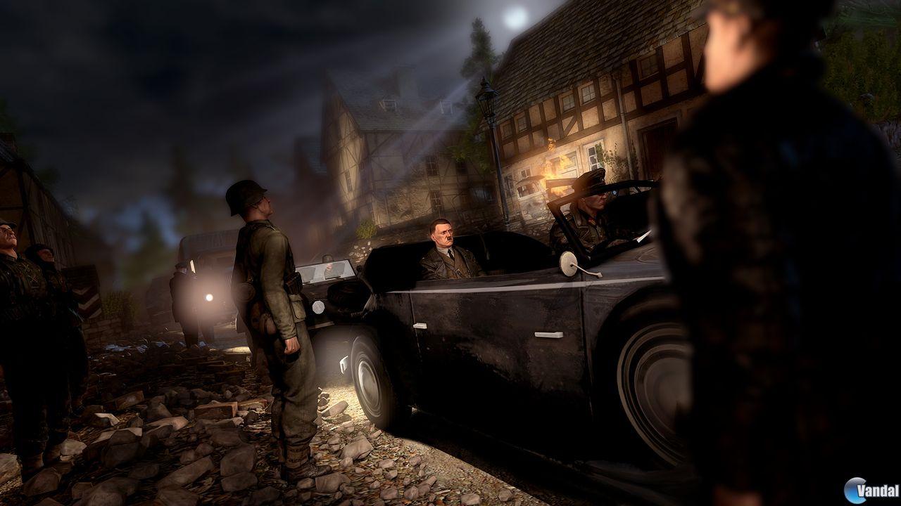 Acaba con Hitler en una misión exclusiva para reservas de Sniper Elite V2