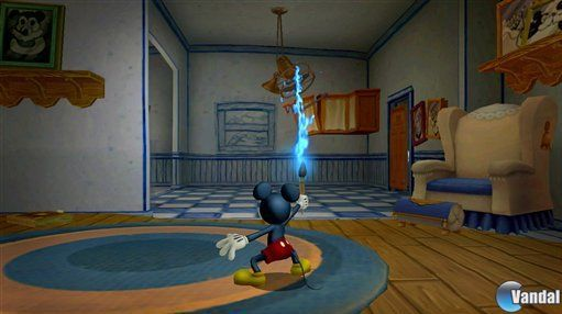 Revelado Epic Mickey: Power of Illusion para 3DS 2012321165040_1