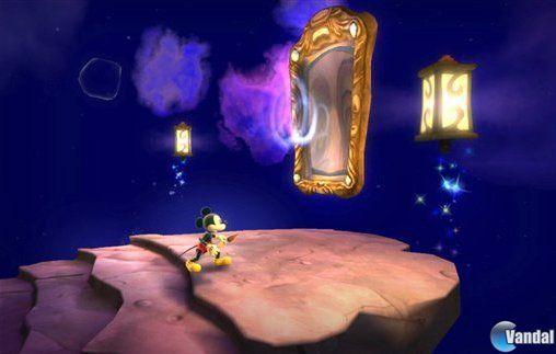 Revelado Epic Mickey: Power of Illusion para 3DS 2012321165040_2