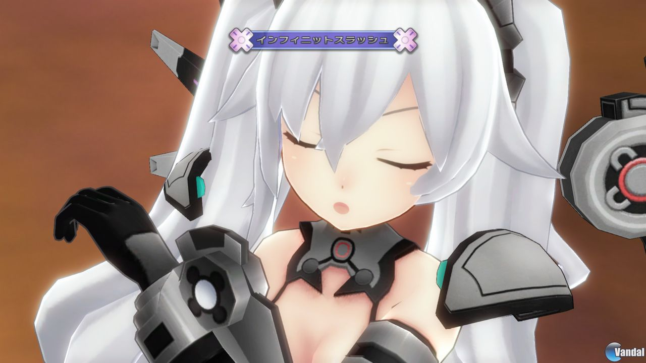 Nuevas imgenes de Hyperdimension Neptunia V
