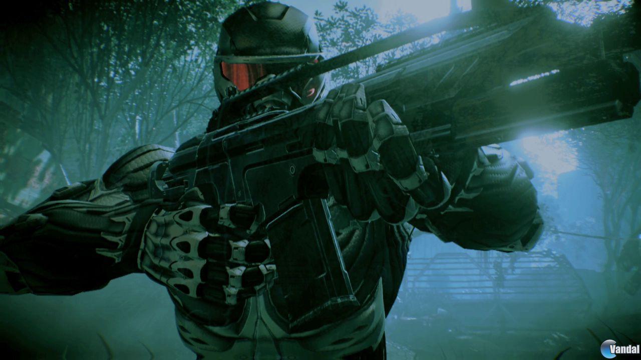 Capturas del primer tráiler de Crysis 3