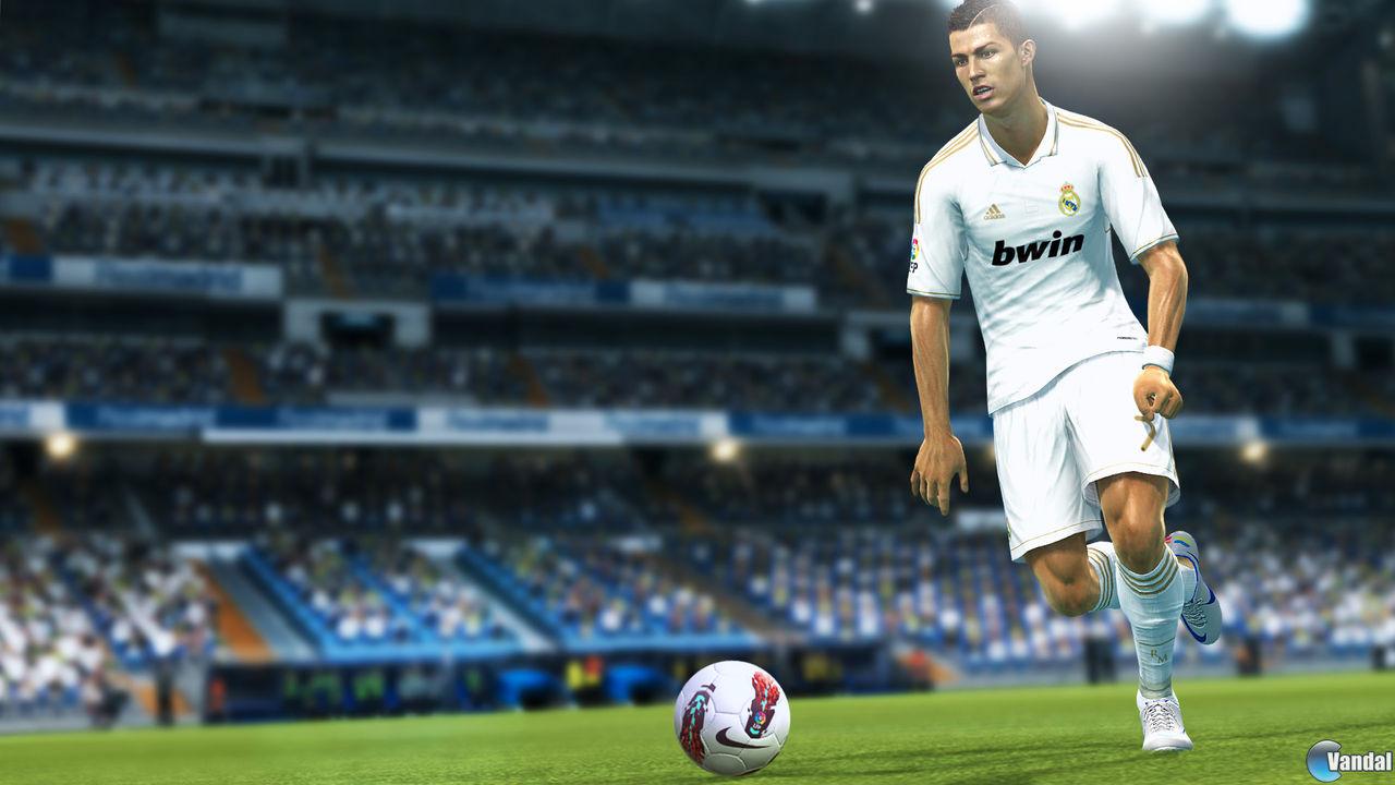 Konami presenta Pro Evolution Soccer 2013