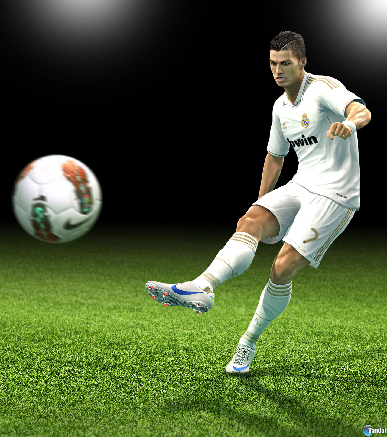 Konami presenta Pro Evolution Soccer 2013