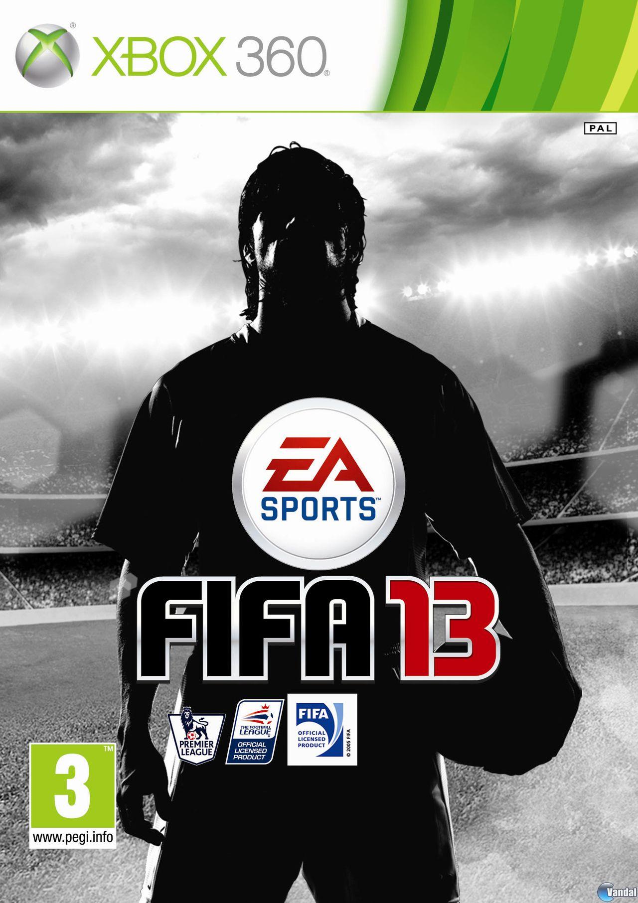 [N]  Sistema de control al primer toque y Kinect en Fifa 13