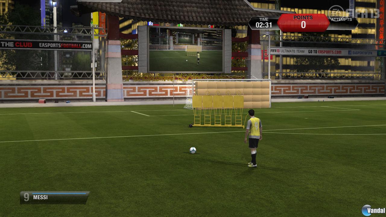 FIFA 13 nuevas imágenes !!!  [MUCHAS]