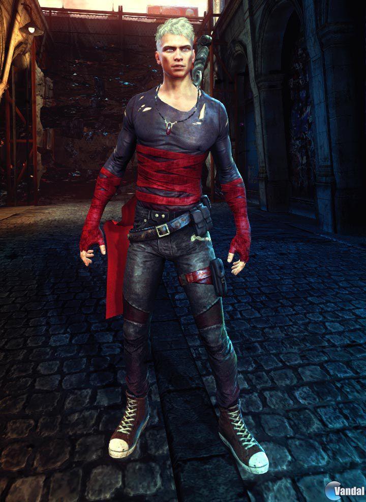 Anunciados nuevos trajes para Dante en DmC
