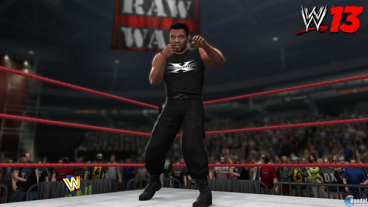 Mike Tyson regresa al ring con WWE 13