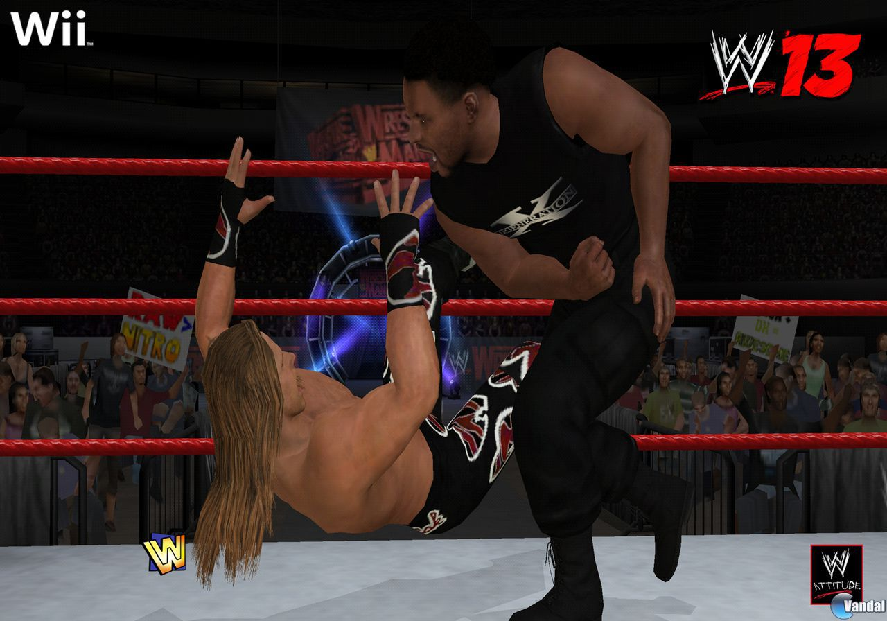 Nuevas imgenes de WWE 13